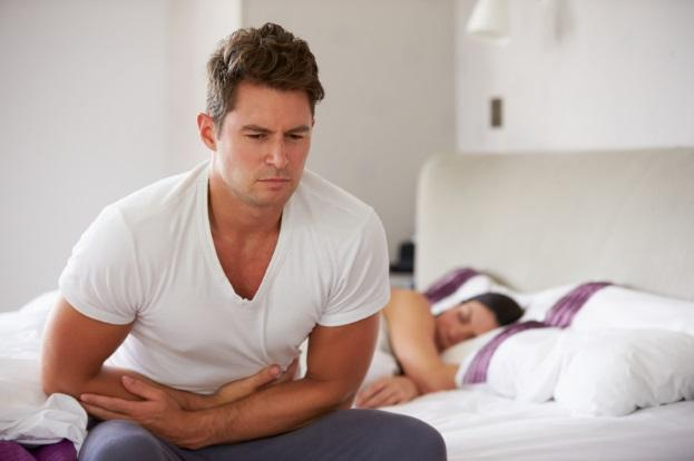 Look out for Symptoms like Stomach Pain