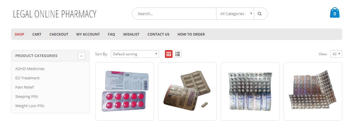 Legalonlinepharmacy Com Reviews – An Alarming Website to Stay Away From